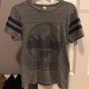 Shawn mendez t-shirt